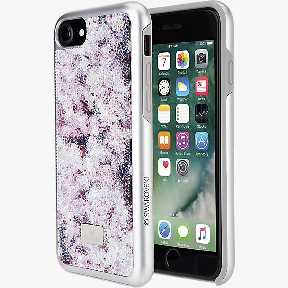 Estuche Crystal Flower para iPhone 7 - Multicolor