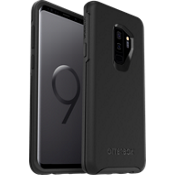 Estuche Symmetry Series para Galaxy S9+ - Negro