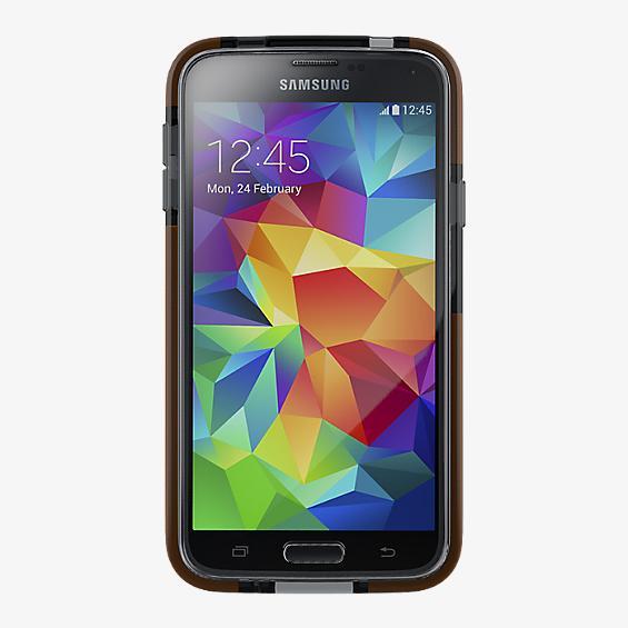 Estuche Impact Mesh para Galaxy S 5 - Esfumado