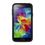 Estuche Impact Tactical de Tech 21 para Galaxy S 5 - Negro