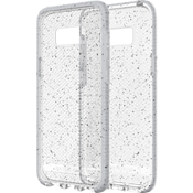 Estuche Evo Check Active Edition para Galaxy S8+ - Transparente/Gris