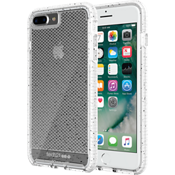 Estuche Evo Check Active Edition para iPhone 7 Plus - Transparente/Blanco
