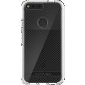 Estuche Evo Check para Pixel XL - Transparente/Blanco