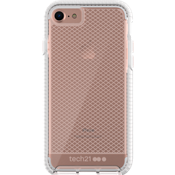 Carcasa Evo Check para iPhone 8/7 - Transparente/Blanco