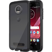 Estuche Evo Check para Moto Z2 Play - Color Smokey/negro