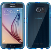 Carcasa Evo Check para Samsung Galaxy S 6 - Azul/Gris