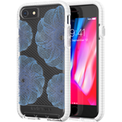Edición Evo Check Evoke para iPhone 8 - Transparente/azul