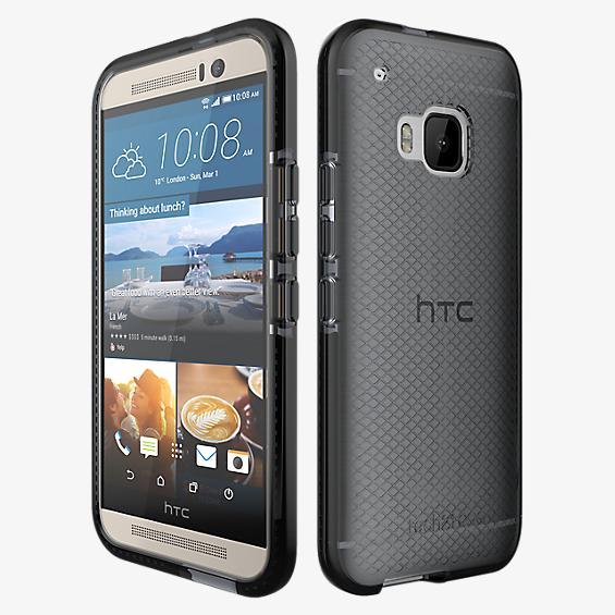 Evo Check para HTC One M9 - Esfumado/Negro
