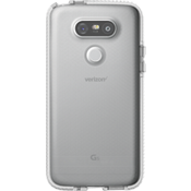 Carcasa Evo Check para LG G5 - Transparente/Blanco