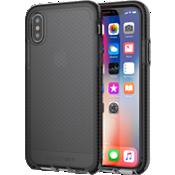 Carcasa Evo Check para iPhone X - Esfumado/Negro