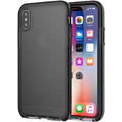 Evo Check para iPhone X - Esfumado/Negro