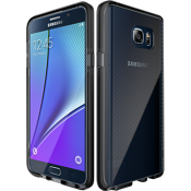 Evo Check para Samsung Galaxy note5 - Negro ahumado