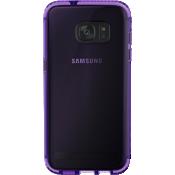 Estuche Evo Frame para Samsung Galaxy S7 edge - Púrpura