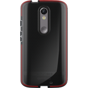 Evo Shell para DROID Turbo 2 - Esfumado/Rojo
