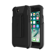 Estuche Evo Tactical Extreme Edition para iPhone 7 Plus - Negro