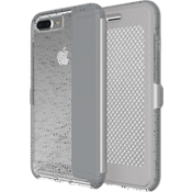 Estuche Evo Wallet Active Edition para iPhone 7 Plus - Color Reflective Grey