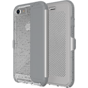 Estuche Evo Wallet Active Edition para iPhone 7 - Color Reflective Grey