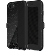 Estuche Evo Wallet Active Edition para iPhone 7 - Esfumado/Negro