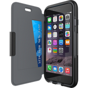 Tech21 Evo Wallet para iPhone 6/6s - Negro