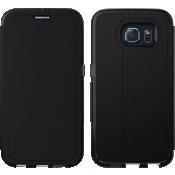 Estuche Evo Wallet para Samsung Galaxy S 6 - Negro