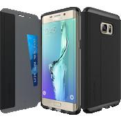 Estuche Evo Wallet para Samsung Galaxy S 6 edge+ - Negro