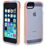 Tech 21 - Shell Impact Check, transparente para iPhone 5/5s