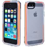 Tech 21 - Shell Impact Check, transparente para iPhone 5/5s
