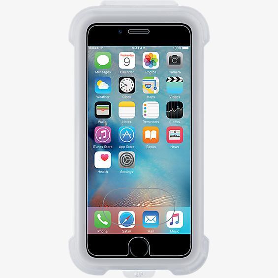 Protector de pantalla de vidrio templado con el kit de alineamiento para iPhone 6/6s
