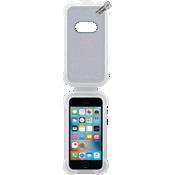 Protector de pantalla de vidrio templado con aplicador para iPhone SE
