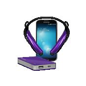 Paquete Tone Pro para Samsung Galaxy S 4 mini