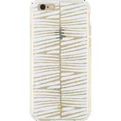 Estuche traslúcido (1 pza.) para iPhone 6/6s - Color Descanso White/Transparente