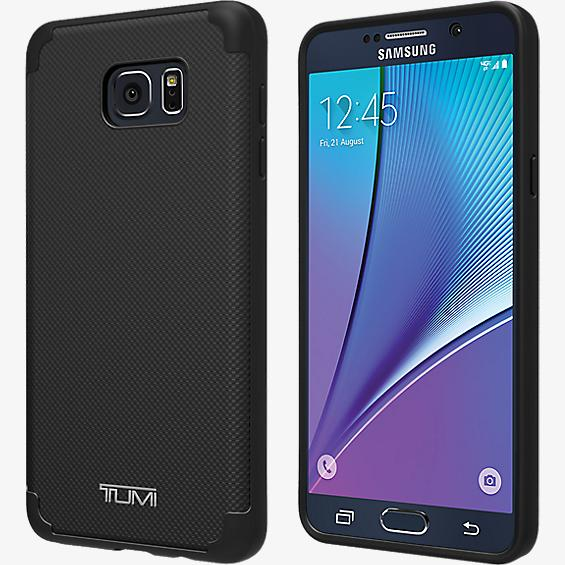 Estuche comoldeado de lona plastificada para Samsung Galaxy Note 5