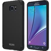 Estuche comoldeado de lona plastificada para Samsung Galaxy Note 5 - Gris