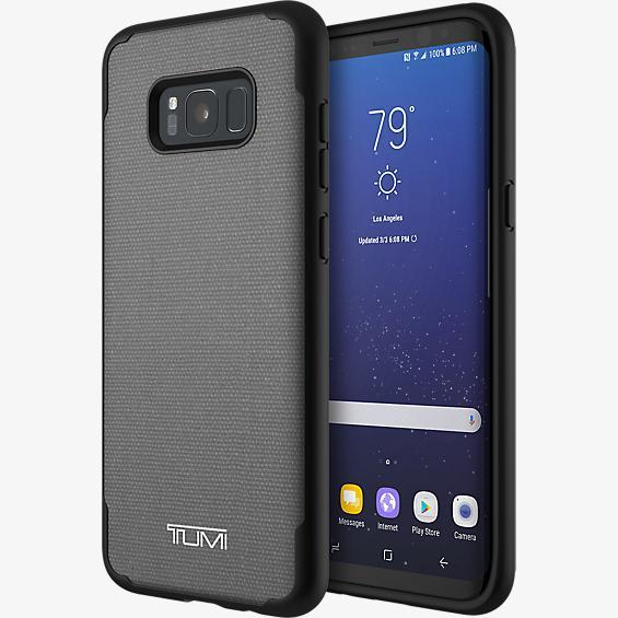 Estuche comoldeado de lona plastificada para Samsung Galaxy S8+