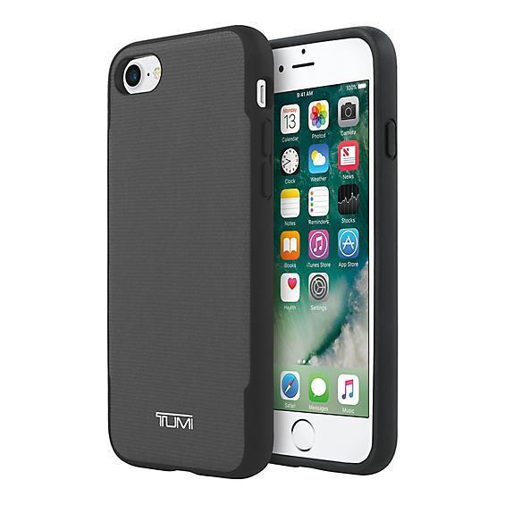 Estuche comoldeado de lona plastificada para iPhone 7