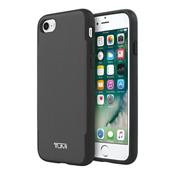 Estuche comoldeado de lona plastificada para iPhone 7 - Lona plastificada gris