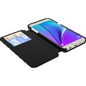 Estuche tipo folio TUMI para Samsung Galaxy Note 5 - Piel negra