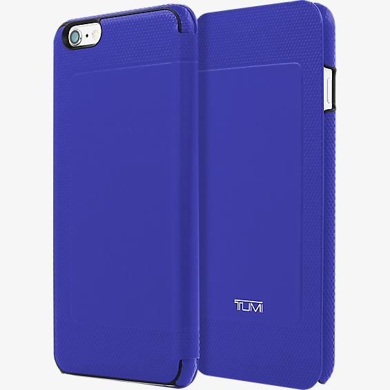 Estuche tipo folio de piel plena flor para iPhone 6 Plus/6s Plus