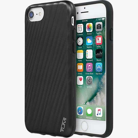 Estuche con textura 19 Degree para iPhone 7 - Color Matte Black