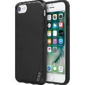 Estuche con textura 19 Degree para iPhone 7 - Color Matte Black