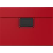 Estuche giratorio tipo folio Tumi para iPad mini 4 - Rojo