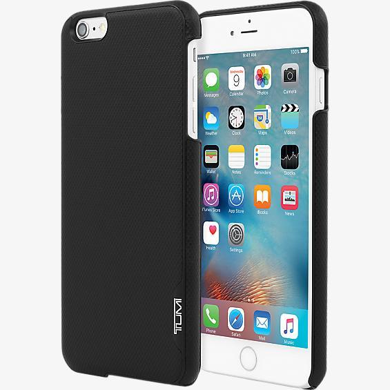Estuche de piel de serraje con cierre a presión para iPhone 6 Plus/6s Plus