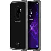 Estuche UA Protect Verge para el Galaxy S9+ - Transparente/Graphite/Logo Gunmetal