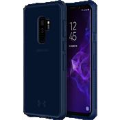 Estuche UA Protect Verge para Galaxy S9+ - Color Translucent Navy/Azul marino/Logotipo azul marino