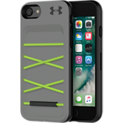 Estuche UA Protect Arsenal para iPhone 7 - Color Graphite/Quirky Lime
