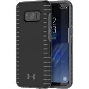 Estuche UA Protect Grip para Galaxy S8 - Negro/Grafito