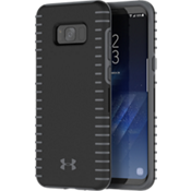 Estuche UA Protect Grip para Galaxy S8+ - Color negro/Graphite