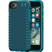 Estuche UA Protect Grip para iPhone 7/6s/6 - Color Tourmaline Teal/Desert Sky