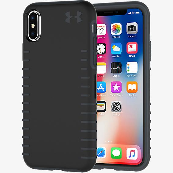 UA Protect Grip Case for iPhone X