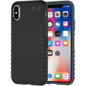 Estuche UA Protect Grip para iPhone X - Negro/Grafito